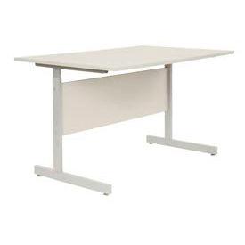 Computer Desk, Height Adjustable Table 60x30 - Gray