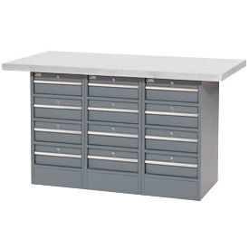12 Drawer Workbench-Plastic
