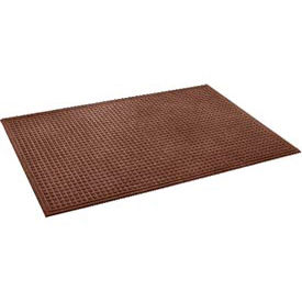 "Heavyweight Indoor Entrance Mat 3/8"" Thick 36"" X 60"" Walnut"