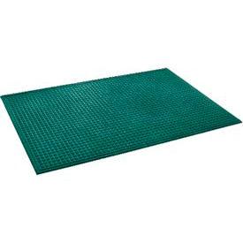 "Heavyweight Indoor Entrance Mat 3/8"" Thick 48"" X 72"" Green"
