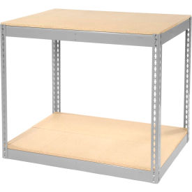 """Record Storage Without Boxes 42""""W x 30""""D x 36""""H"""
