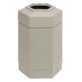 Waste Receptacle - 30 Gallon Beige