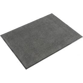 "Plush Super Absorbent Mat 36""W X 72""L Charcoal"