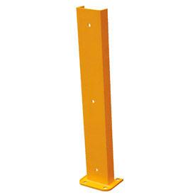 "Steel Rack Guard 7.5""Wx3.75""Dx36""H"