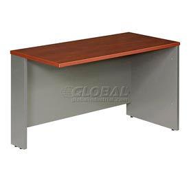 Bridge/Return In Hansen Cherry - Office Furniture Groupings