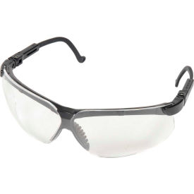 Genesis Spectacle Black Frame Clear Xtr Lens, Anti-Fog, S3200x