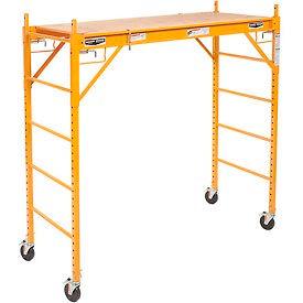 6'L X 6-1/2'H Steel Scaffolding Unit