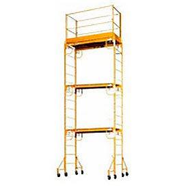 6'L X 18-1/2'H Steel Scaffolding Unit
