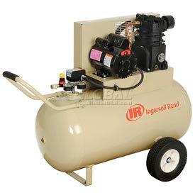 Ingersoll-Rand Portable Air Compressor SS3F2-GM/20104196, 115V, 2HP, 30 Gal