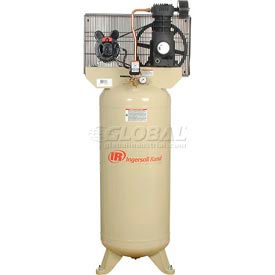 Ingersoll Rand SS5L5, 5 HP, Single-Stage Comp, 60  Gal, Vertical, 135 PSI, 18.1 CFM, 1-Phase 230V