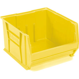 "Akro-Mils Super-Size AkroBin® 30283 - Stacking Bin 18-3/8""W x 20""D x 12""H  Yellow"