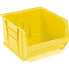 "Akro-Mils Super-Size AkroBin® 30283 - Stacking Bin 18-3/8""W x 20""D x 12""H  Yellow"
