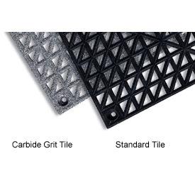 "Modular Drainage Matting Standard Tile 12"" X 12"" 36 Per Case"