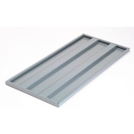 """Additional Shelves for 48""""W Storage Cabinet - Gray"""