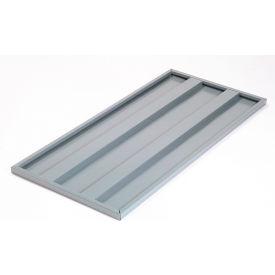 Shelf For 48 Inch Cabinet Gray