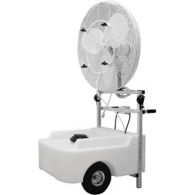 "J&D 30"" Portable Oscillating Misting Fan VPC30-POWOSC"