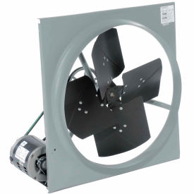 "TPI 24"" Exhaust Fan Belt Drive CE-24B-3 1/3 HP 3270 CFM 3 PH"