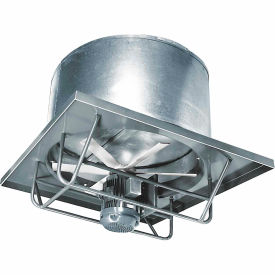 24 Inch 1 Hp Roof Ventilator