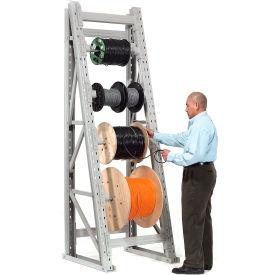 "Reel Rack Starter Unit 24""W x 24""D x 96""H"