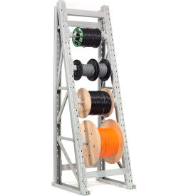 "Reel Rack Starter Unit 24""W x 24""D x 120""H"
