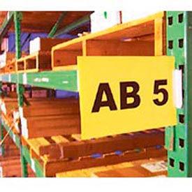 """Aisle Signage Kit 8-1/2"""" x 11"""" (10 pcs/pkg)"""