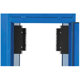 EIA Rail Kit for Deluxe Security Computer Cabinet