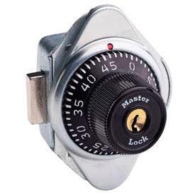 Master Lock® No. 1670 Built-In Combo Lock For Box Lockers - Locks Deadbolt