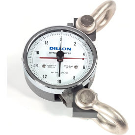 "Dillon AP Mechanical Dynamometer 5"" Dial 2,000lb x 20lb"