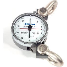 """Dillon AP Mechanical Dynamometer 5"""" Dial 10,000lb x 100lb"""