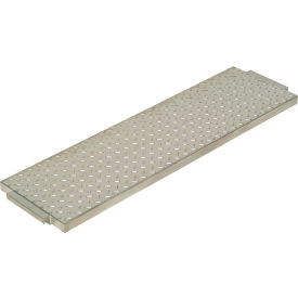 "Optional Aluminum Shelf for 16""W Best Value Aluminum Deck Narrow Aisle Platform Trucks"