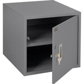 """16""""H Workbench Storage Cabinet - Gray"""