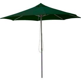 Leisure Craft 8-1/2' Outdoor Umbrella Green