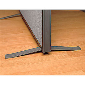 T-Leg for Privacy Office Partitions