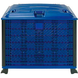 Solid Lid For Bulk Container