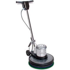 "Powr-Flite® Metal Floor Machine 1.5 Hp 20"" Brush Size"