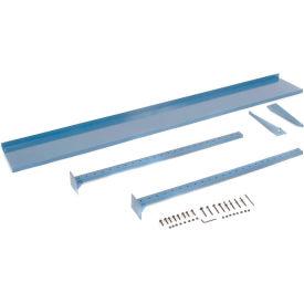 """72""""W Upright Kit with 12""""D Shelf, 48""""H - Blue"""