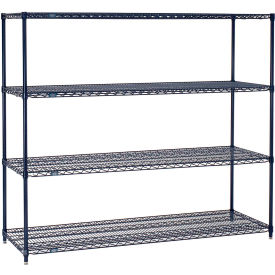 Wire Shelf 72x18 Nexelon With Clips