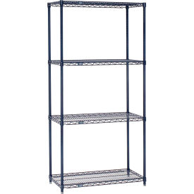 Wire Shelf 36x24 Nexelon With Clips
