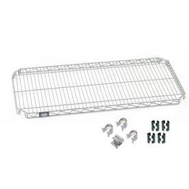 Nexel® E-Z Adjust Shelf 48x24 with Clips & 4 Hooks