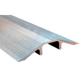 "Extruded-Aluminum Cable & Hose Protection Bridges 24"" X 7-1/8"" X 1-1/8"""