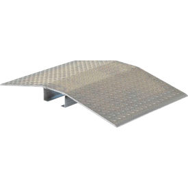 """Fabricated Aluminum Cable & Hose Protection Crossover 36"""" X 24"""" X 4-1/2"""""""