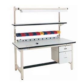 Pull-Out Writing Shelf for Flexline Workstation