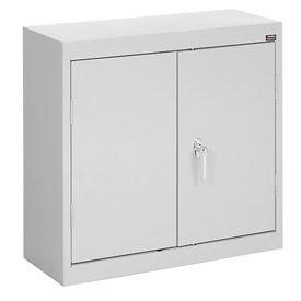Sandusky Wall Cabinet WA21301230 Double Door - 30x12x30, Light Gray
