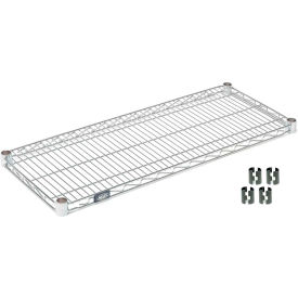 Chrome Wire Shelf 24x21 With Clips