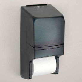 "Twin Toilet Roll Dispenser for Standard 5"" Rolls - Vertical"