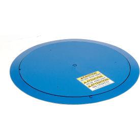 "Vestil Pallet Carousel & Skid Turntable LP-4000T 4000 Lb. Cap. 51"" Usable Dia."