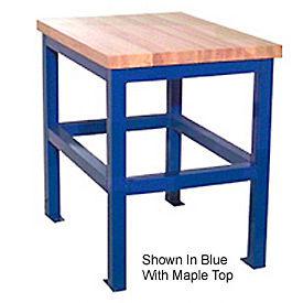 18 X 24 X 24 Standard Shop Stand - Plastic - Beige
