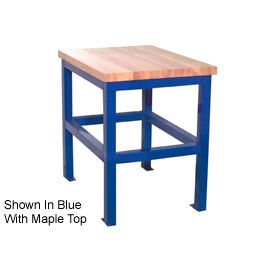 18 X 24 X 30 Standard Shop Stand - Shop Top Blue