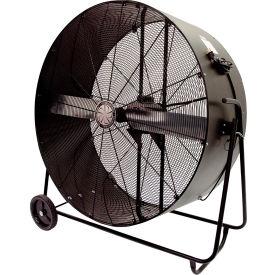 TPI PBS48DOP,48 Inch Portable Blower Fan Direct Drive Swivel Base 3/4 HP 11800 CFM