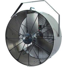 TPI MB30DY,30 Inch Portable Mini Blower Fan Direct Drive Yoke Mount 1/4 HP 4400 CFM